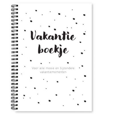 Vakantieboekje Fyllbooks cover